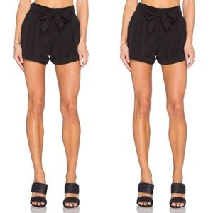 Ella Moss X Revolve Candice Shorts In Black